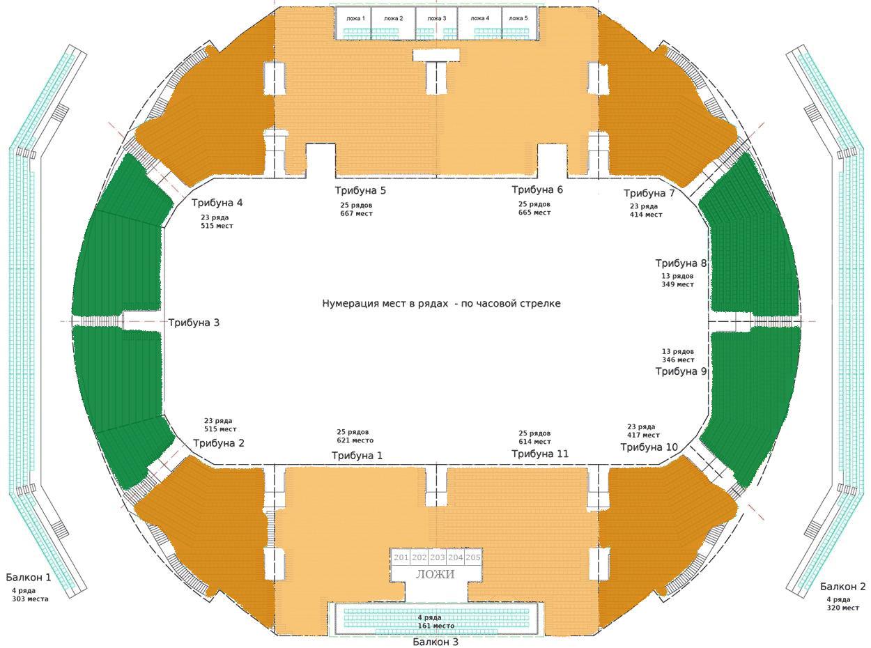 Скк петербургский официальный сайт схема зала